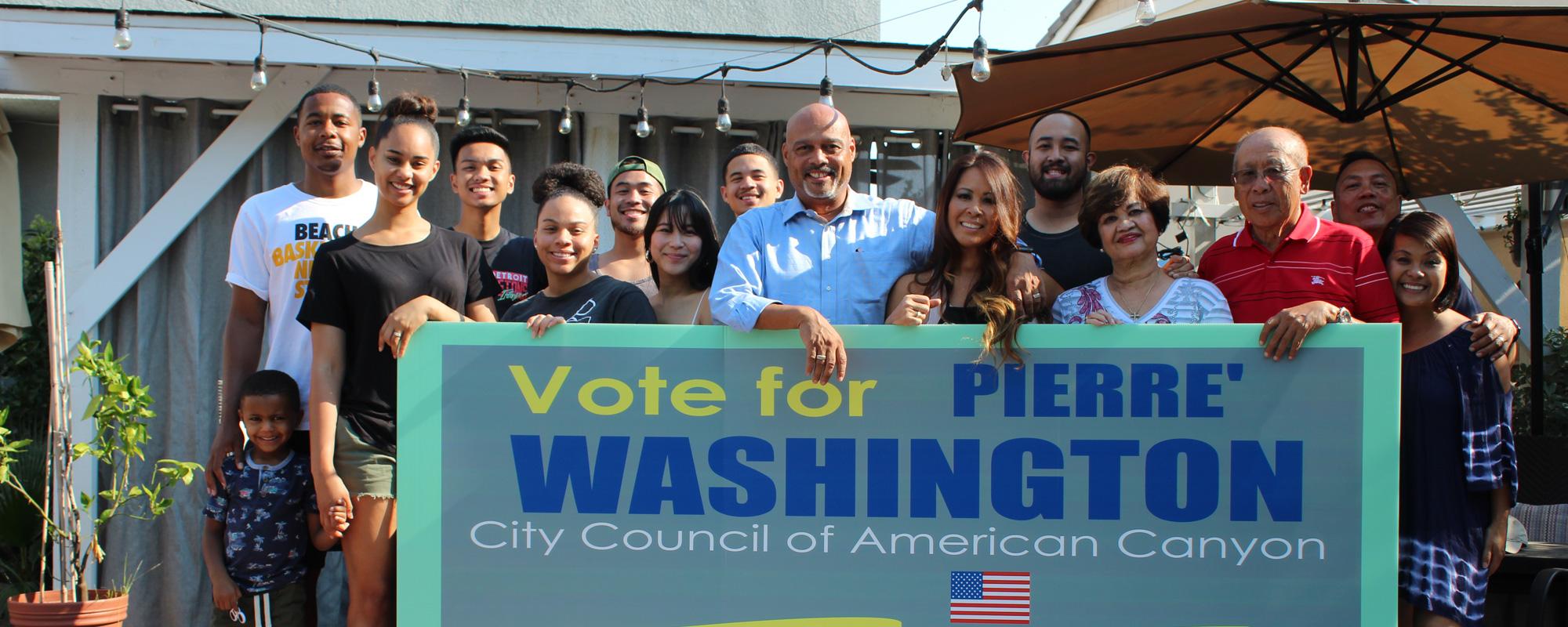 Pierre Washington Group Photo
